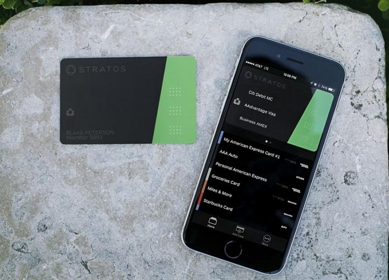 【產品創新】Stratos:不只是一張卡,更要蒐集你所有用卡資料
